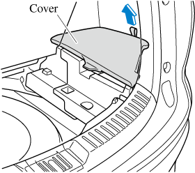2018 mazda cx 9 owner s manual mazda canada What Are the Parts of a Boat remove the cover on the right side